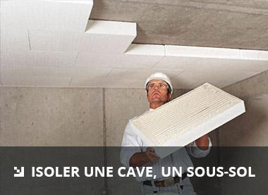 isoler une cave, un sous-sol