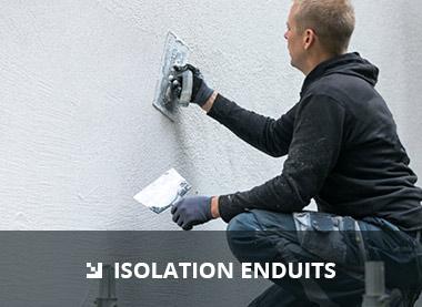 isolation enduits