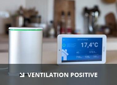 ventilation positive
